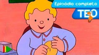 TEO (Português - Brasil) - 17 - Teo vai para creche | Episódio Completo |