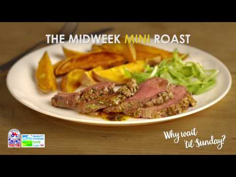 Mini Roast Beef with chipotle butter recipe (quick)