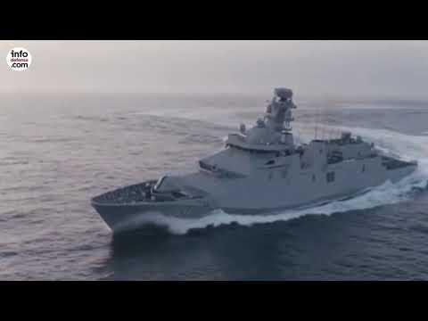 El buque más poderoso de México, ARM Benito Juárez, emprende su primer ejercicio multinacional