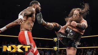 The Viking Raiders vs. The Street Profits: WWE NXT, April 24, 2019
