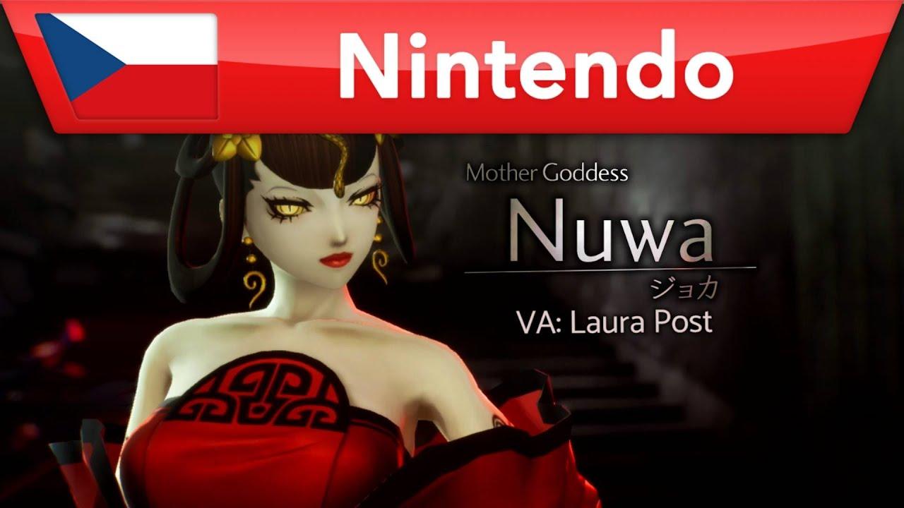 Shin Megami Tensei V – anglické hlasové obsazení | Nintendo Switch