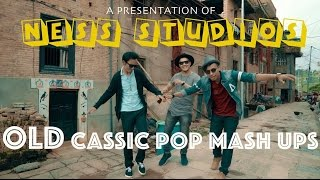 VJ | Brijesh | Sanjeet - Old Classic POP Mashups (Ness Studios)