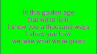 Drake Bell - Golden days + Lyrics