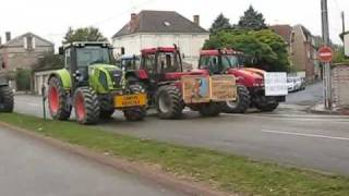 preview picture of video 'Chalons En Champagne Agriculteurs 20091016'