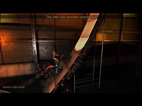 Gameplay de Trials 2: Second Edition