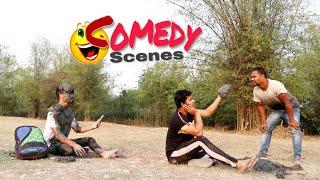 Comedy Video Aby pichhe Dekh    Bindas fun joke   