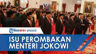 Isu Reshuffle Kabinet Indonesia Maju Mencuat, Juru Bicara Presiden Jokowi Buka Suara