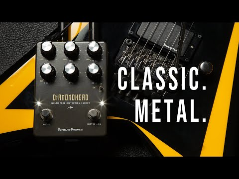 Exploring the Diamondhead Distortion + Boost Pedal | Seymour Duncan
