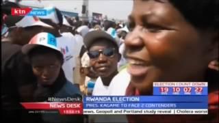 Campaigns Kick off in Rwanda ahead of elections