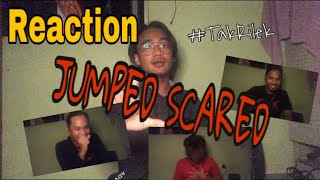 Reaction JUMPED SCARED VIDEO !!! | HOUSEMATE MASUK AIR | TAK RILEK !