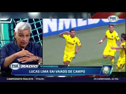 Falta atitude  Sormani detonou a postura do meia Lucas Lima ebd2fb29229cf