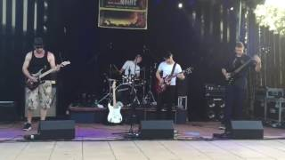 Video Crossroads - Of Sinners and Saints (Rock Night Tajch 23.7.2016)
