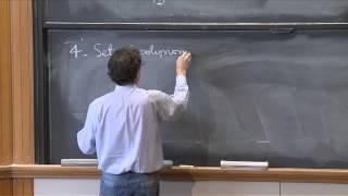 5. Linear Algebra: Vector Spaces and Operators