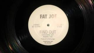 Fat Joe feat. Armageddon - Find Out (Instrumental) (Marley Marl Prod. 1997)