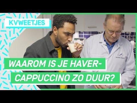 Is havermelk overprijsde onzin?! | KVWEETJES