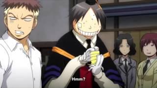 Ansatsu Kyoushitsu Funny Moment