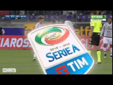 Paul Pogba vs Fiorentina Away HD 1080i 17 04 2016 by Oskar19i