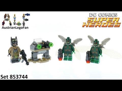 Vidéo LEGO DC Comics Super Heroes 853744 : Ensemble d'accessoires Knightmare Batman