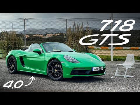 NEW 2020 Porsche Boxster GTS 4.0: Road Review | Carfection