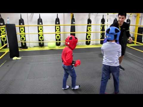 Duckickfit.vn- Giúp bé có kỹ năng tự vệ