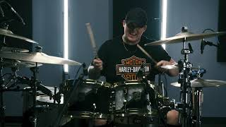 "Luke Combs   ""Beer Never Broke My Heart"" | Cody Ash Drum Cover"