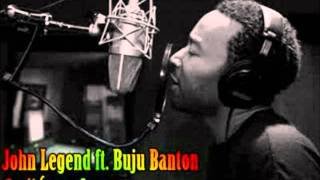john legend ft. buju banton -cant be my lover (curtis lynch remix)