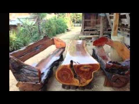 Симпатичные скамейки для сада на любой вкус