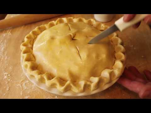 Food Wishes Recipes – How to Make Pie Dough – Pie Crust Recipe
