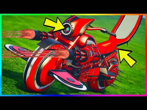 How To Get Deathbike Gta 5