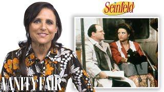 Julia Louis-Dreyfus Breaks Down Her Career, from Seinfeld to Veep | Vanity Fair