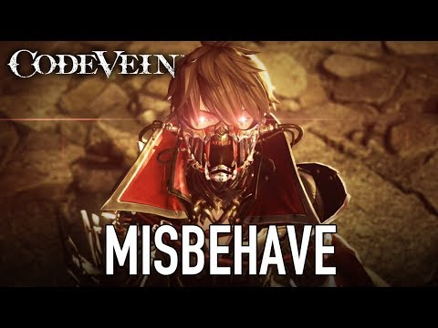 Code Vein – PS4/XB1/PC – Misbehave (Golden Joystick Awards 2017 Trailer)