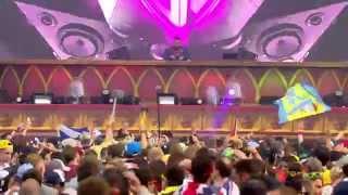 Sander van Doorn - Live @ Tomorrowland Belgium 2015