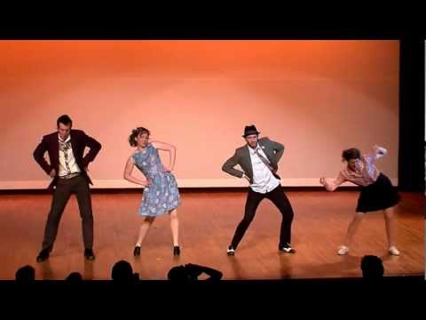 Doin' the Jive - A performance from the MWLF Show.