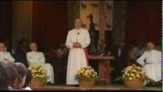 VIDEO : le prélat de l'Opus Dei au Kenya et en Ouganda