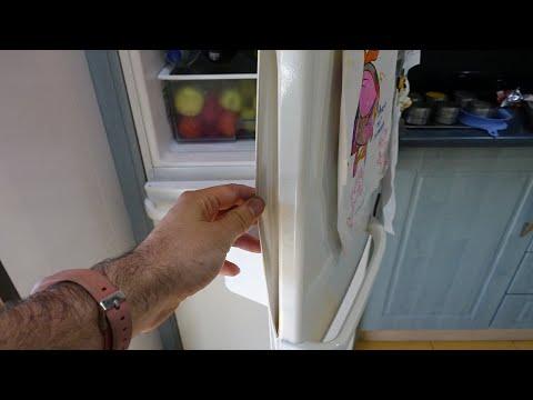 Cambiar Goma Junta Frigorifico Nevera Refrigerador Bosch LG