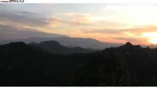 preview picture of video 'Great Wall Sunset at Xiaoheikou Great Wall. Great wall tours. By Beijingimpression.cn'