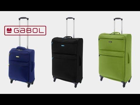 Gabol - Artic 4-Rollen-Trolley | koffer-direkt.de