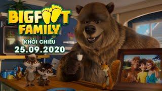 BIGFOOT FAMILY: GIA ĐÌNH CHÂN TO PHIÊU LƯU KÝ | Main Trailer | Dự kiến KC: 25.09.2020