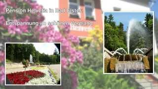 preview picture of video 'Pension Helvetia - Urlaub & Pension & Unterkunft in Bad Elster / Vogtland'