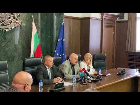 Главният прокурор Иван Гешев прие членове на Националното сдружение на кметовете на кметства