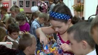 В Новгородской области подведены итоги благотворительной акции «Готовимся к школе вместе!»