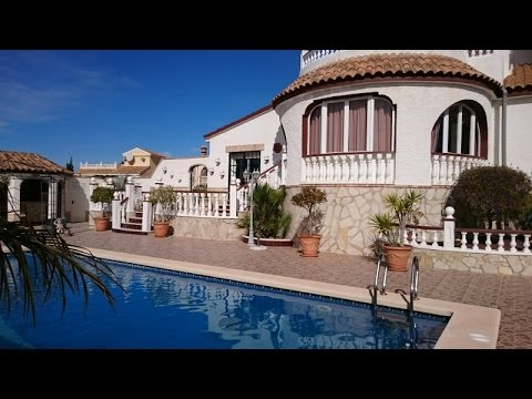 Camposol Property for Sale Costa Calida Detached Neptuno Villa by Murcia Coast and Country