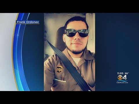UPS Driver Killed In The Shootout Between Police & Armed Robbers Who Took Him Hostage Identified