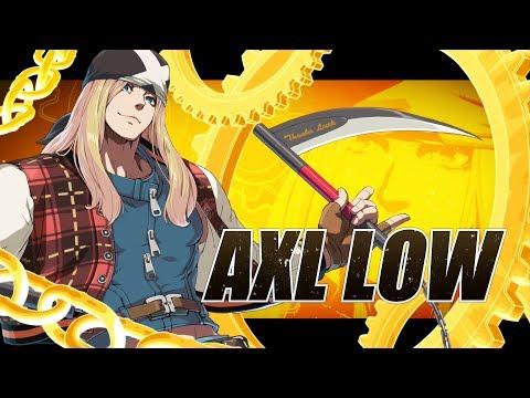 《新聖騎士之戰》公開AXL宣傳片