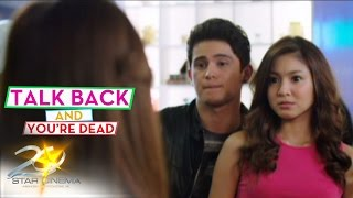 Talk Back and You're Dead (James Reid as TOP)