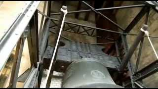 The Big Bell Zigmund-16500kg._ St. Vitus Cathedral at Prague- Czech Republic