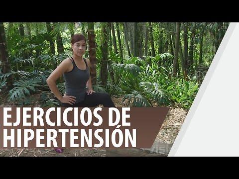 Tratamiento para la hipertensión paso 1