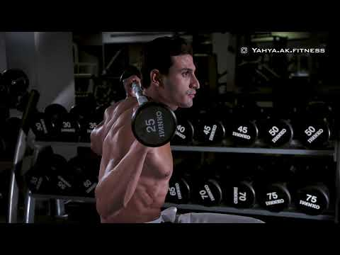 Seated Barbell Twist - Abs Exercise