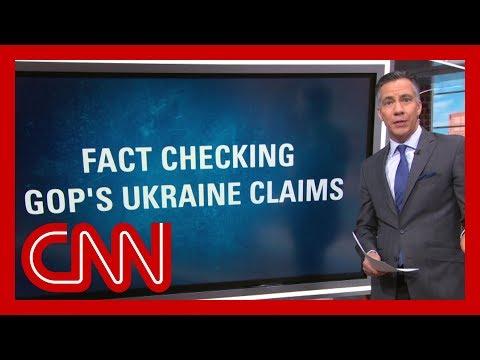 Jim Scuitto fact-checks Sen. John Kennedy's Ukraine election interference claims