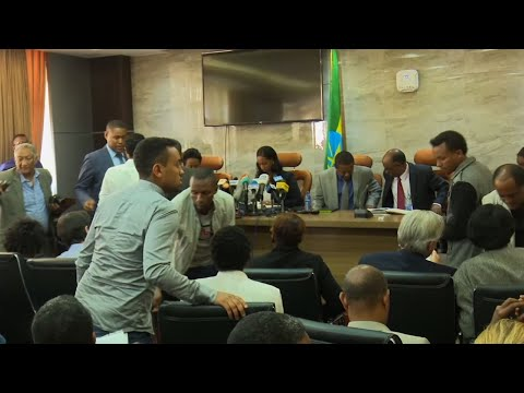 The preliminary report into the Ethiopian Airlines jet that crashed last month states that the flight crew performed all safety procedures recommended by Boeing but could not control the jet. (April 4)